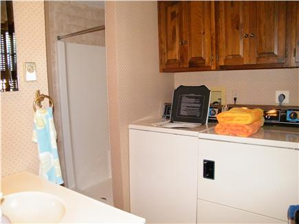 Dennis Cape Cod vacation rental - Laundry Area