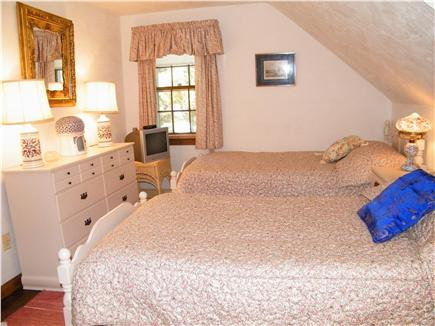 Dennis Cape Cod vacation rental - Twin Beds View 1