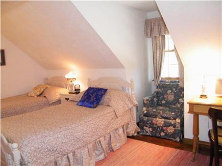Dennis Cape Cod vacation rental - Twin Beds View 2