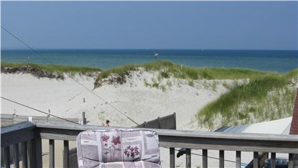 Dennis Cape Cod vacation rental - View from Second Level Deck