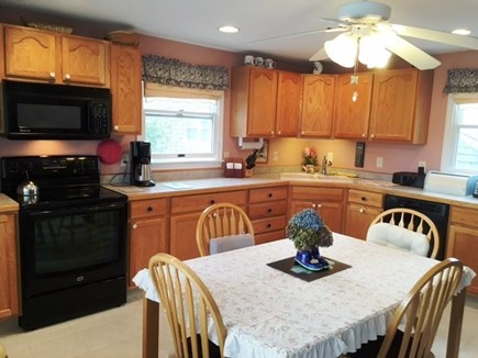 Dennis Cape Cod vacation rental - Large, eat in kitchen