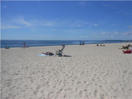 South Yarmouth Cape Cod vacation rental - 3/10 mile walk to this Nantucket Sound Beach