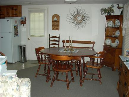 South Yarmouth Cape Cod vacation rental - Open dining area