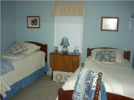 South Yarmouth Cape Cod vacation rental - Twin bedroom has A/C