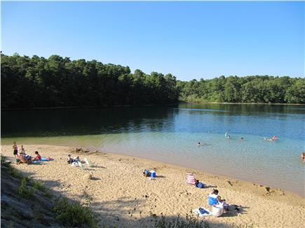 Osterville Osterville vacation rental - Joshua's Pond, a quiet, 5-minute walk up the street.