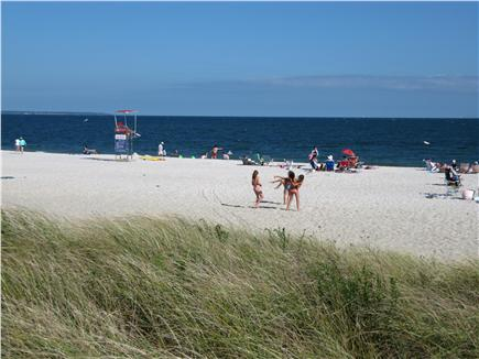 Osterville Osterville vacation rental - Dowses Beach, 3 mins. by car with private parking.