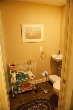 Orleans Cape Cod vacation rental - 1st Floor half bath and laundry
