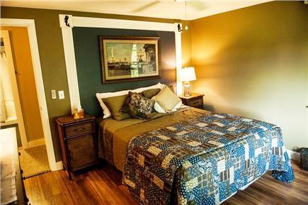 Orleans Cape Cod vacation rental - Master bedroom queen size comfort