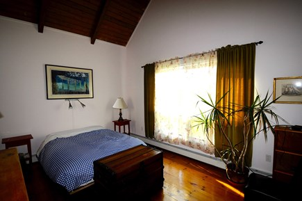 North Truro Cape Cod vacation rental - Main bedroom