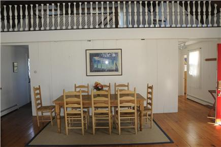 North Truro Cape Cod vacation rental - Spacious dining area