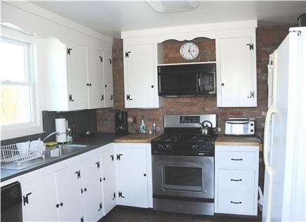 North Truro Cape Cod vacation rental - Well-equipped kitchen