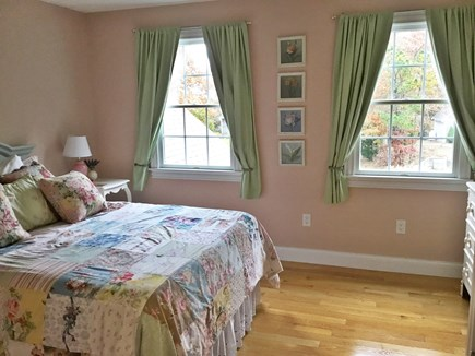 Brewster, Chatham/Orleans Cape Cod vacation rental - Upstairs Bedroom #2 with a charming Queen bed