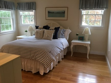 Brewster, Chatham/Orleans Cape Cod vacation rental - Upstairs Bedroom #3 with a Queen bed and huge closets