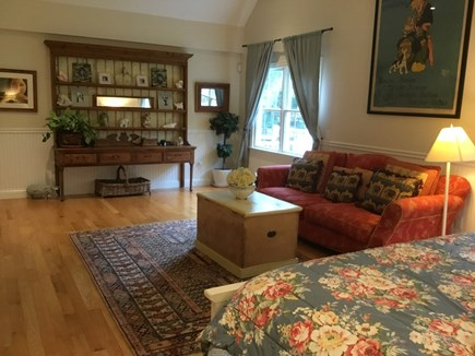 Brewster, Chatham/Orleans Cape Cod vacation rental - The large first floor Master Bedroom Suite