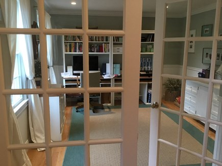 Brewster, Chatham/Orleans Cape Cod vacation rental - The Study, a quite place to escape or work