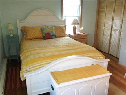 Eastham Cape Cod vacation rental - Master Bedroom with queen bed that has a private full bath