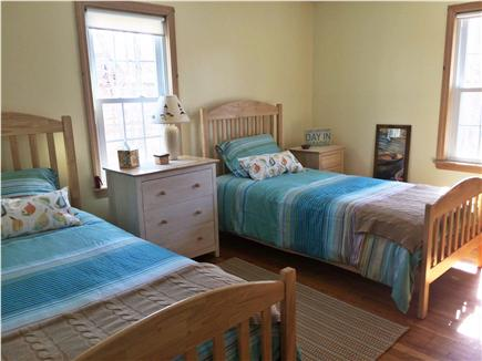 Eastham Cape Cod vacation rental - Two twins beds that are in large room with large closet
