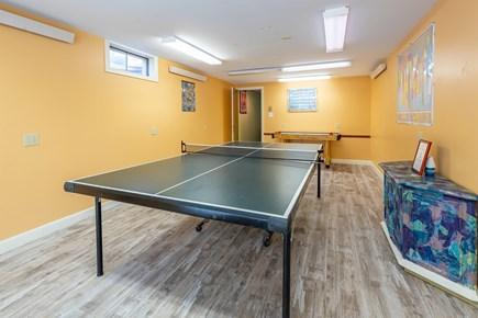 Chatham Cape Cod vacation rental - Ping pong and air hockey room