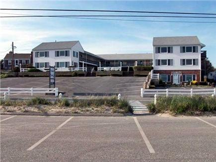 Dennisport Cape Cod vacation rental - View of the address from the Glendon Road Beach parking lot