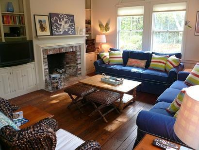Truro Cape Cod vacation rental - Great Living Space for the whole family to enjoy!