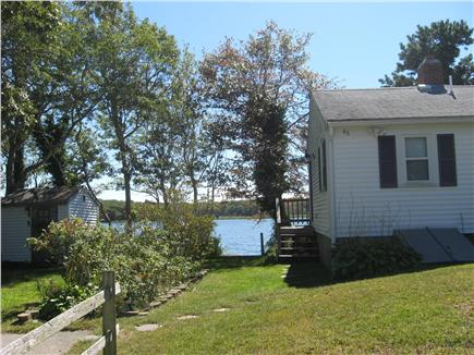 W. Yarmouth Cape Cod vacation rental - Outside View