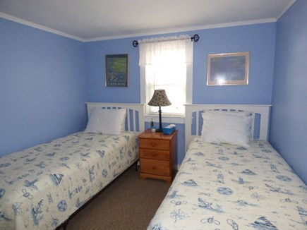W. Yarmouth Cape Cod vacation rental - Twin bedroom