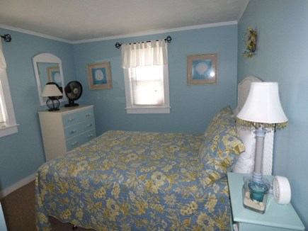W. Yarmouth Cape Cod vacation rental - Double bed