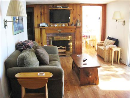 W. Yarmouth Cape Cod vacation rental - Living room