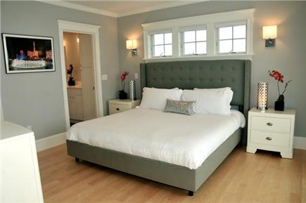 Dennis Cape Cod vacation rental - The First Floor Master Suite Bedroom