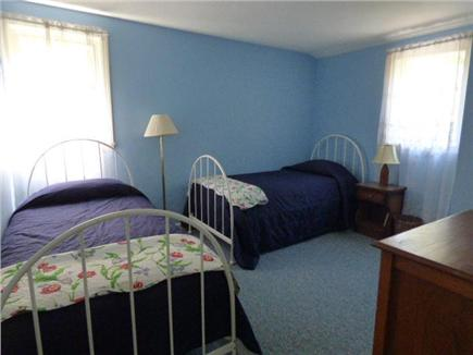 Dennis Cape Cod vacation rental - 2nd floor bedroom with twin beds