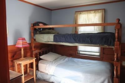 Dennisport Cape Cod vacation rental - Bunk in 2nd bedroom