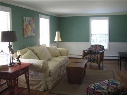 Yarmouthport Cape Cod vacation rental - Large family room