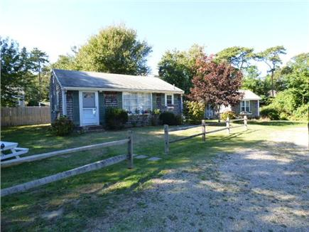 Dennisport Cape Cod vacation rental - 1st Cottage with 2 bedrooms and deeded beach rights to Private Oa