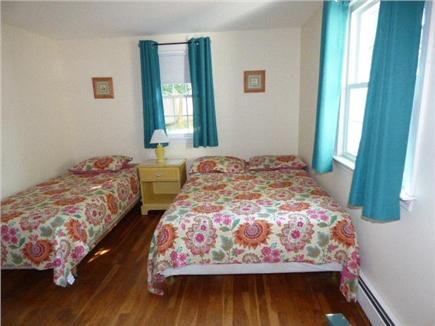 Dennisport Cape Cod vacation rental - Bedroom 1 with a full bed and a twin bed
