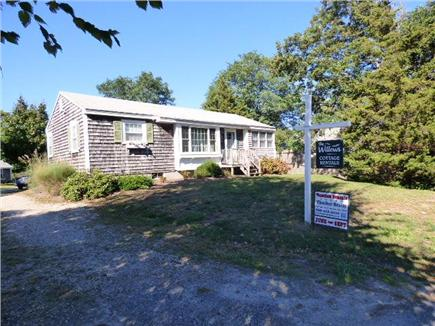 Dennisport Cape Cod vacation rental - 4 Bedroom main house on Old Wharf Rd. Cottages located behind