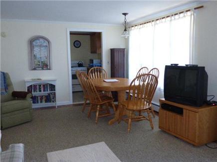 Dennisport Cape Cod vacation rental - View into kitchen