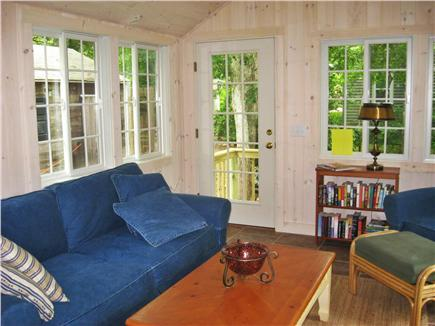 Yarmouthport Cape Cod vacation rental - New room off dining area