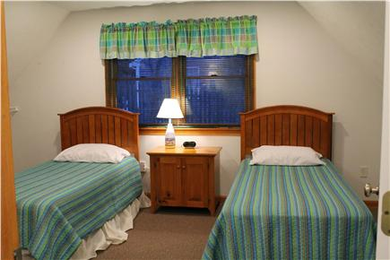 South Chatham Cape Cod vacation rental - Twin Bedroom over Garage