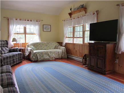 Eastham Cape Cod vacation rental - Family Room 25' x 15' with 48'' flat screen
