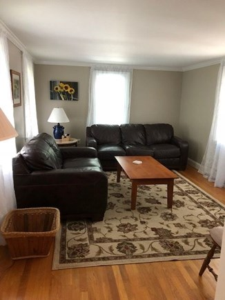 North Eastham Cape Cod vacation rental - Separate family room with flat screen HD TV and cable