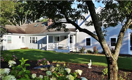 Brewster Cape Cod vacation rental - Linnell Landing Beach house, steps to private beach