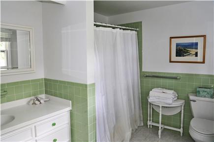 Brewster Cape Cod vacation rental - First floor master bathroom
