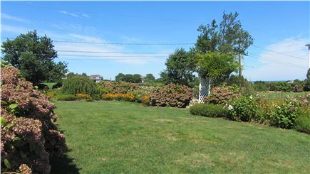 East Dennis Cape Cod vacation rental - Professionally landscaped yard