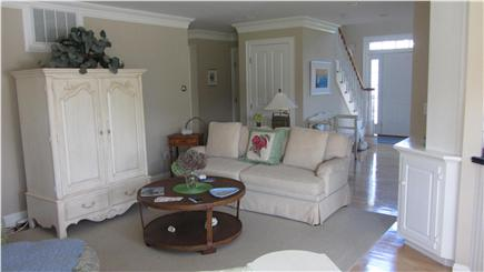 East Dennis Cape Cod vacation rental - Living area space to relax