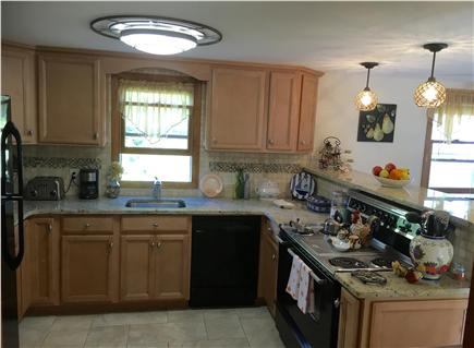 West Yarmouth Cape Cod vacation rental - Newly designed kitchen