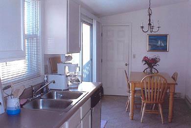 Dennis Port Cape Cod vacation rental - Kitchen / Dining area