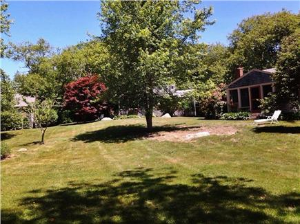 West Barnstable Cape Cod vacation rental - Cottage and beautiful yard