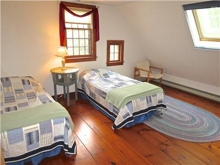 Brewster Cape Cod vacation rental - This second level bedroom has 2 twins