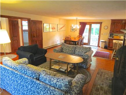 Brewster Cape Cod vacation rental - Another look, from the sitting area