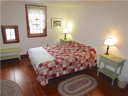 Brewster Cape Cod vacation rental - This Queen bedroom is on the second level